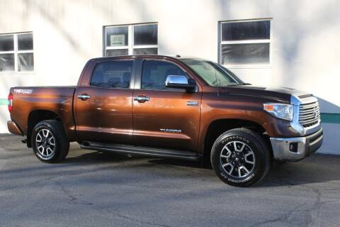 2015 Toyota Tundra for sale at Encore Auto in Niles MI