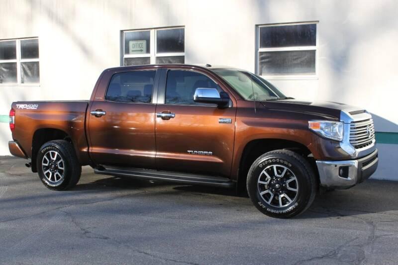 2015 Toyota Tundra for sale at Encore Auto in Niles MI