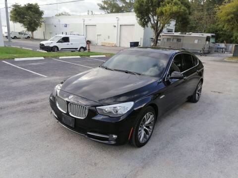 2013 BMW 5 Series for sale at Best Price Car Dealer in Hallandale Beach FL