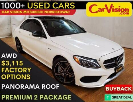 2017 Mercedes-Benz C-Class for sale at Car Vision Buying Center in Norristown PA