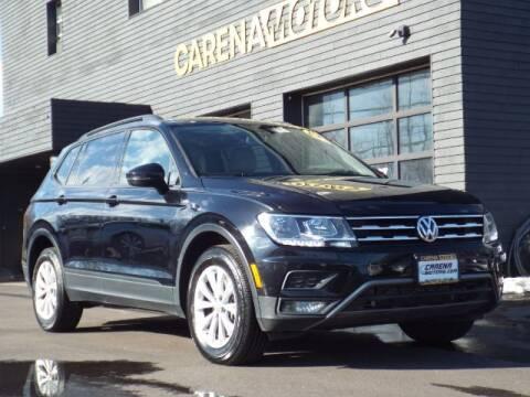2018 Volkswagen Tiguan for sale at Carena Motors in Twinsburg OH