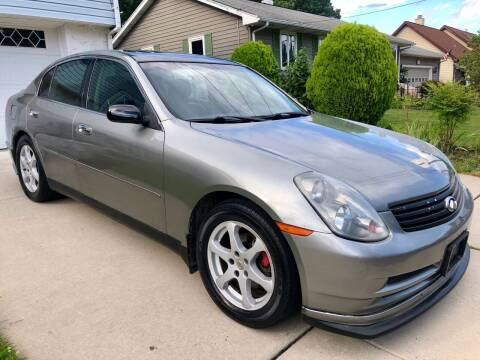 2004 Infiniti G35 for sale at Perfect Choice Auto in Trenton NJ