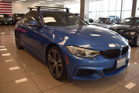 2015 BMW 4 Series for sale at Legend Auto in Sacramento CA