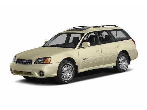 2004 Subaru Outback for sale at Sundance Chevrolet in Grand Ledge MI