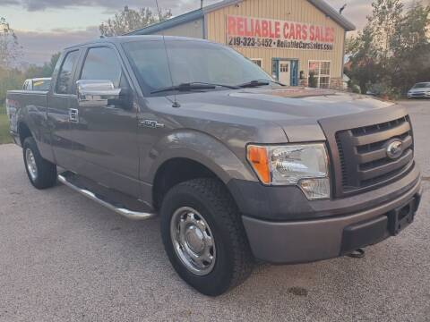 2012 Ford F-150 for sale at Reliable Cars Sales in Michigan City IN