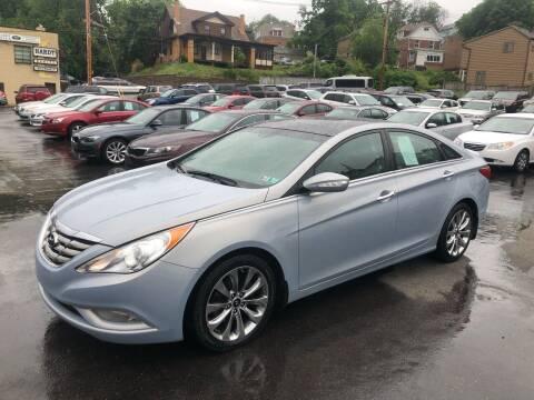 2012 Hyundai Sonata for sale at Fellini Auto Sales & Service LLC in Pittsburgh PA