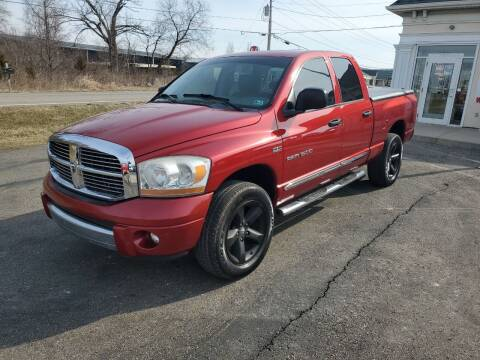 2006 Dodge Ram Pickup 1500 for sale at Rick's R & R Wholesale, LLC in Lancaster OH