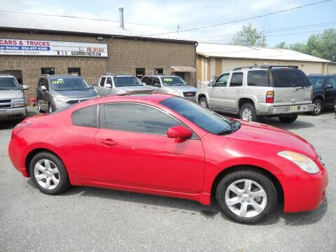 2008 Nissan Altima for sale at All Cars and Trucks in Buena NJ