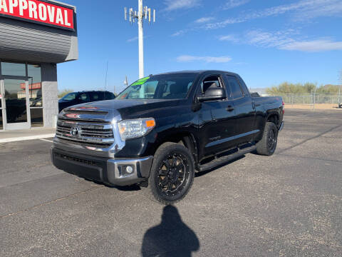 2016 Toyota Tundra for sale at Ideal Cars East Main in Mesa AZ