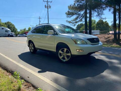 2004 Lexus RX 330 for sale at THE AUTO FINDERS in Durham NC