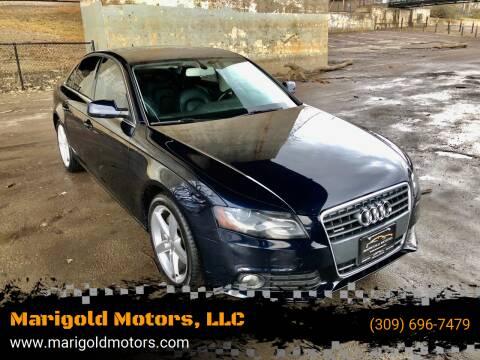 2010 Audi A4 for sale at Marigold Motors, LLC in Pekin IL