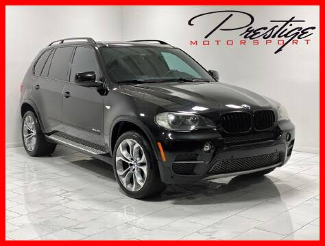 2011 BMW X5 for sale at Prestige Motorsport in Rancho Cordova CA