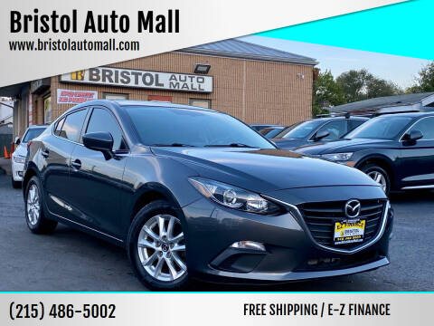2014 Mazda MAZDA3 for sale at Bristol Auto Mall in Levittown PA