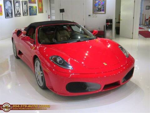 2007 Ferrari F430 for sale at The New Auto Toy Store in Fort Lauderdale FL