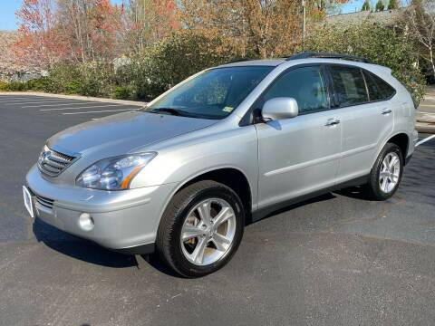 2008 Lexus RX 400h for sale at Car World Inc in Arlington VA