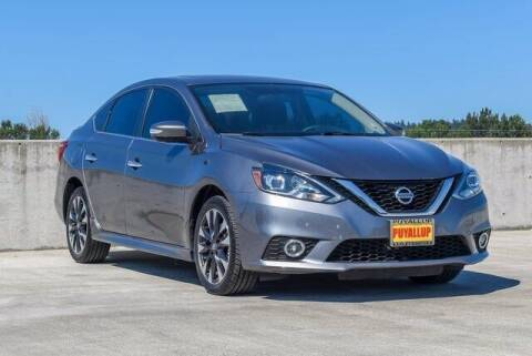 2017 Nissan Sentra for sale at Chevrolet Buick GMC of Puyallup in Puyallup WA
