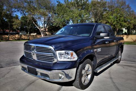 2015 RAM Ram Pickup 1500 for sale at Easy Deal Auto Brokers in Hollywood FL