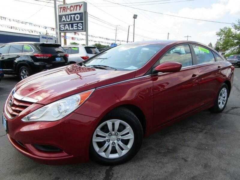 2011 Hyundai Sonata for sale at TRI CITY AUTO SALES LLC in Menasha WI