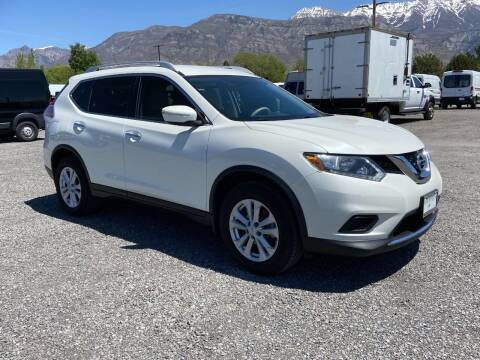 2015 Nissan Rogue for sale at Shamrock Group LLC #1 in Pleasant Grove UT