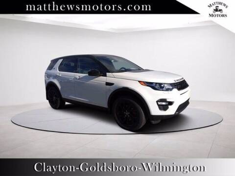 2016 Land Rover Discovery Sport for sale at Auto Finance of Raleigh in Raleigh NC