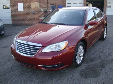 2013 Chrysler 200 for sale at MOTORAMA INC in Detroit MI