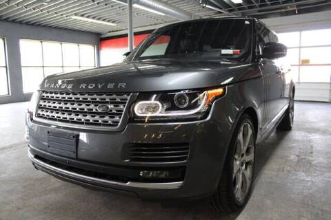 2017 Land Rover Range Rover for sale at Road Runner Auto Sales WAYNE in Wayne MI