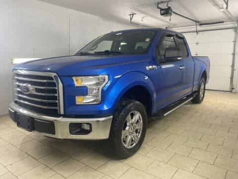 2015 Ford F-150 for sale at 4 Friends Auto Sales LLC in Indianapolis IN