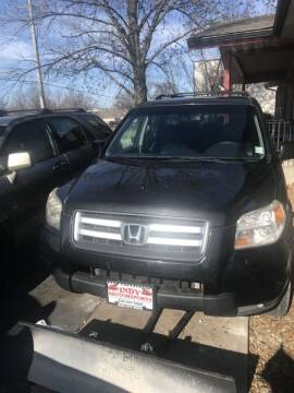 2007 Honda Pilot for sale at Indy Motorsports in St. Charles MO
