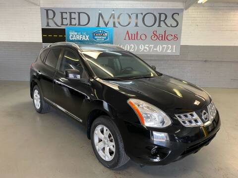 2011 Nissan Rogue for sale at REED MOTORS LLC in Phoenix AZ