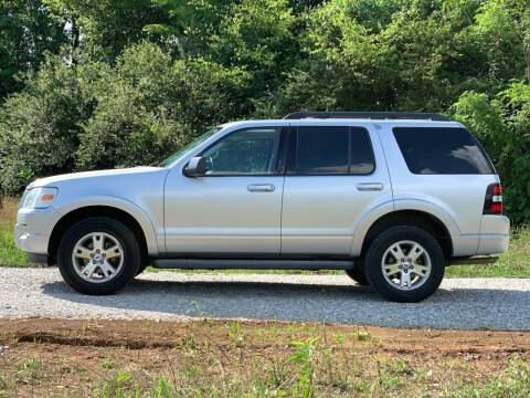 2010 Ford Explorer for sale at Tennessee Valley Wholesale Autos LLC in Huntsville AL