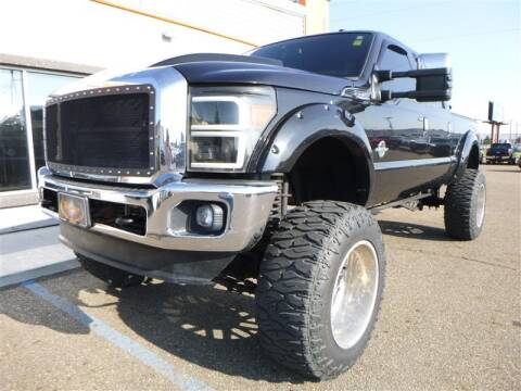 2015 Ford F-250 Super Duty for sale at Torgerson Auto Center in Bismarck ND