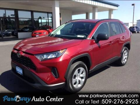 2019 Toyota RAV4 for sale at PARKWAY AUTO CENTER AND RV in Deer Park WA