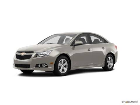 2014 Chevrolet Cruze for sale at Volkswagen of Springfield in Springfield PA