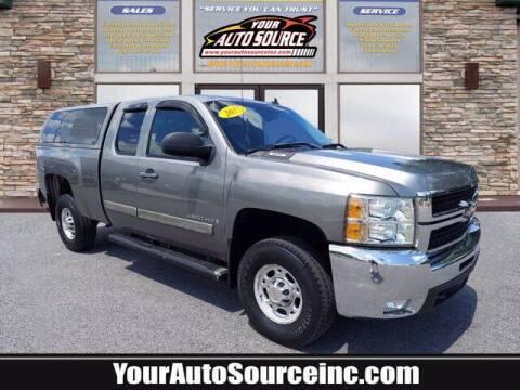 2007 Chevrolet Silverado 2500HD for sale at Your Auto Source in York PA