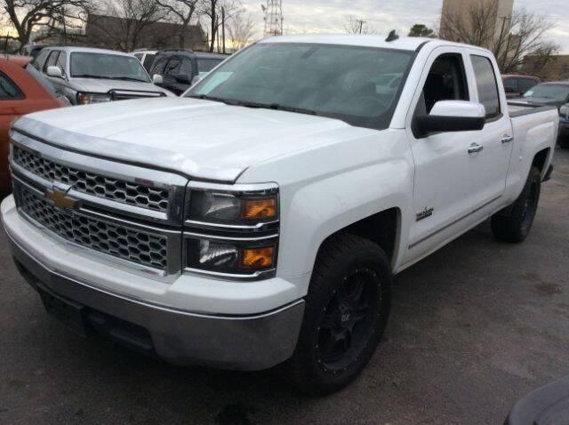 2014 Chevrolet Silverado 1500 for sale at Allen Motor Co in Dallas TX