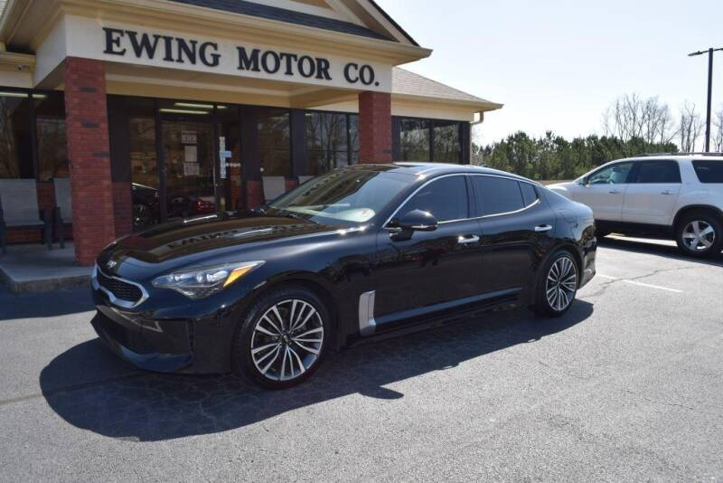 2018 Kia Stinger for sale at Ewing Motor Company in Buford GA