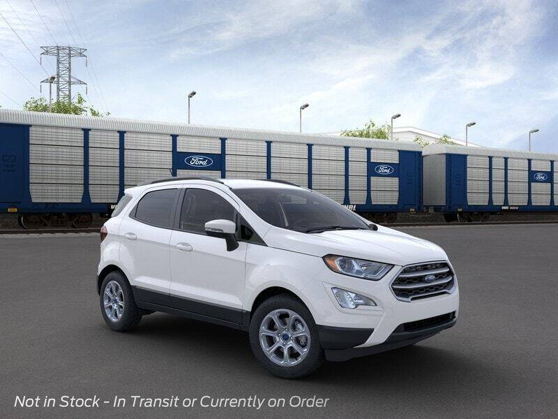 2021 Ford EcoSport for sale in Auburn, ME