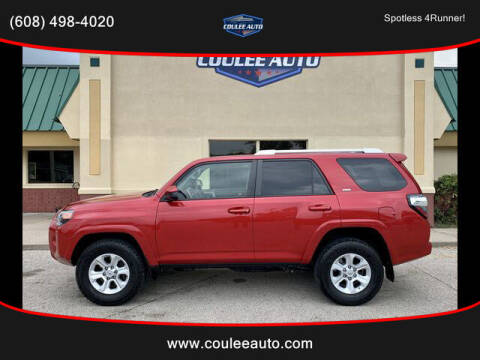 2015 Toyota 4Runner for sale at Coulee Auto in La Crosse WI