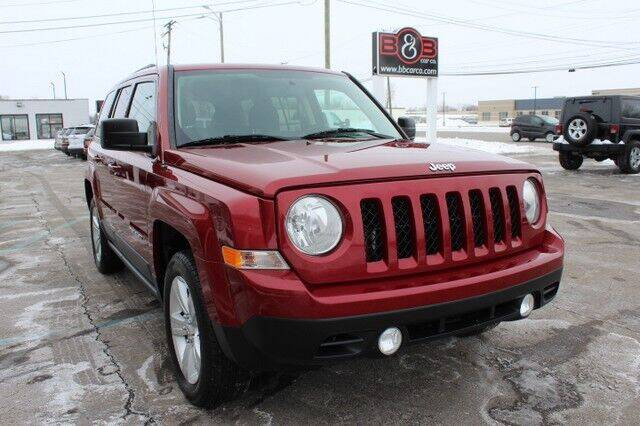 2012 Jeep Patriot for sale at B & B Car Co Inc. in Clinton Twp MI