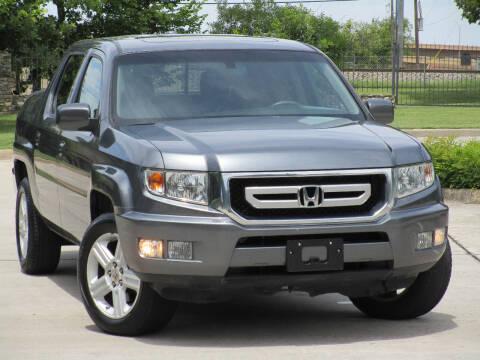 2011 Honda Ridgeline for sale at Ritz Auto Group in Dallas TX