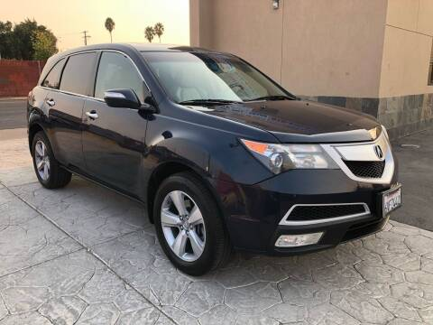 2012 Acura MDX for sale at Exceptional Motors in Sacramento CA