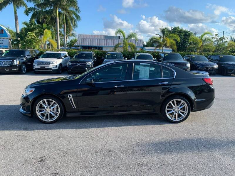 2014 Chevrolet SS for sale at Classic Cars of Palm Beach in Jupiter FL