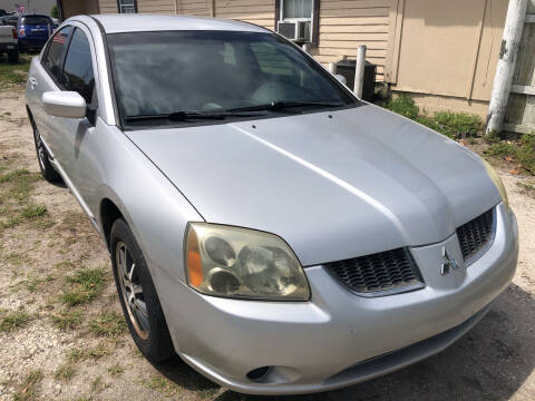 2005 Mitsubishi Galant for sale at Castagna Auto Sales LLC in Saint Augustine FL