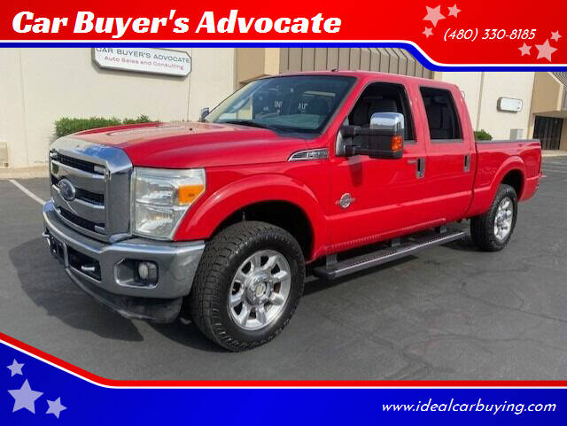2011 Ford F-250 Super Duty for sale at Car Buyer's Advocate in Phoenix AZ