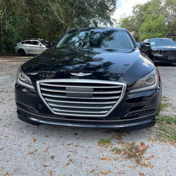 2015 Hyundai Genesis for sale at Family First Auto in Spartanburg SC