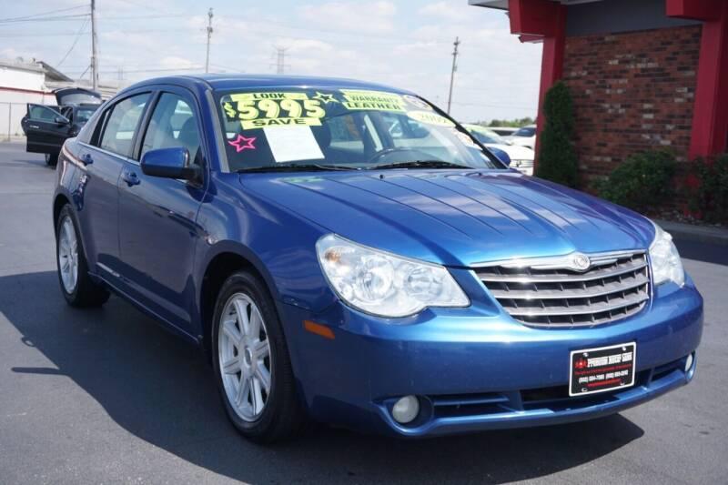 2009 Chrysler Sebring for sale at Premium Motors in Louisville KY