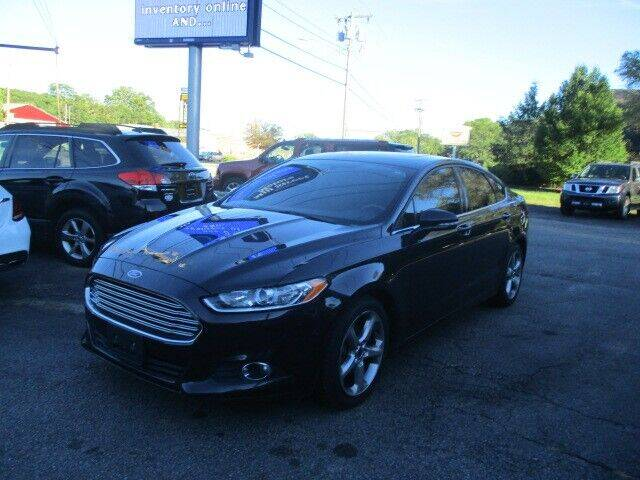 2015 Ford Fusion for sale at Mill Street Motors in Worcester MA