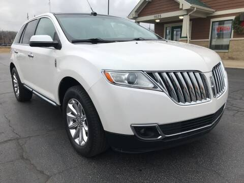 2011 Lincoln MKX for sale at Auto Outlets USA in Rockford IL