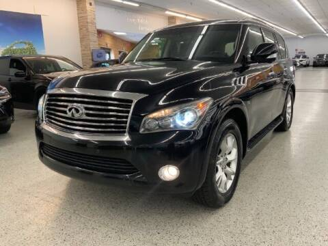 2014 Infiniti QX80 for sale at Dixie Imports in Fairfield OH