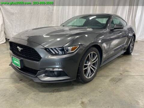 2016 Ford Mustang for sale at Green Light Auto Sales LLC in Bethany CT
